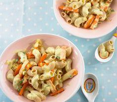 Rezept für Möhren-Frischkäse-Nudeln bei Essen und Trinken. Ein Rezept für 4 Personen. Und weitere Rezepte in den Kategorien Gemüse, Gewürze, Käseprodukte, Milch + Milchprodukte, Nudeln / Pasta, Hauptspeise, Kinderrezepte, Dünsten, Kochen, Deutsch (regional), Einfach, Schnell, Vegetarisch.