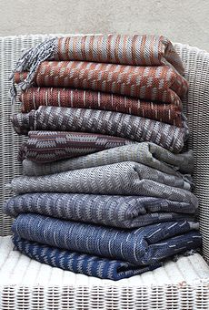 Handwoven Shawls and Scarves