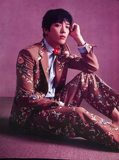 cnblue.cl — 160219 Jung Yonghwa for VOGUE Magazine March Issue...