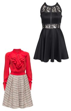 """Untitled #108"" by georgia-leonard on Polyvore featuring Lattori and AX Paris"