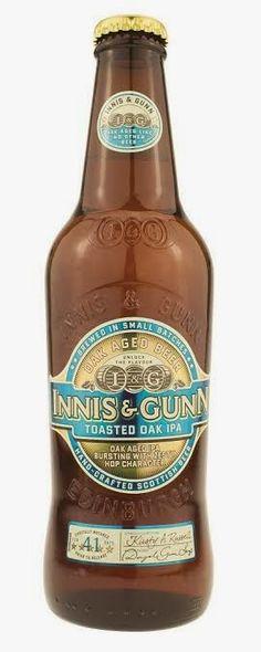 Cozinha Simples da Deia: A premiada cerveja Innis & Gunn chega ao Brasil