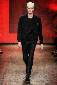 Benjamin jarvis at DKNY f/14