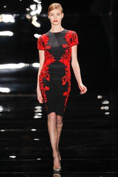 Reem Acra Fall 2013 RTW-possibly my favorite collection!