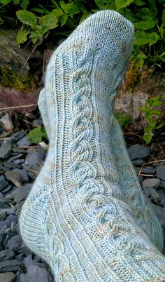Ravelry: Beltane Socks pattern by Louise Tilbrook