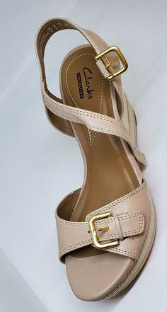 decf8250a32 Clarks Zia Castle Womens Platform Sandal- Choose SZ Color.  fashion   clothing