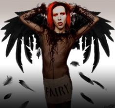 Marilyn Manson is Jesus by RobDulga
