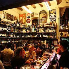Cuimet & Cuimet, wine bar in BCN