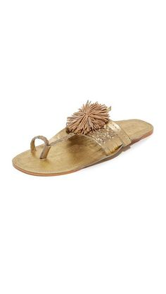 FIGUE Twiggy Sandals.  figue  shoes  sandals Toe Ring Sandals eceb2bac6