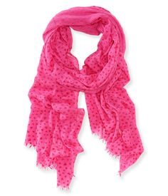 Heart Scarf from  Aeropostale
