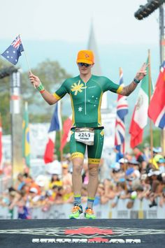 Competitive Cricketer to Ironman AG Champion – The Nathan Shearer Story