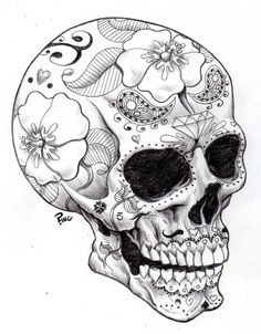 Sugar Skulls Coloring Pages | Printable Coloring Pages... - http://designkids.info/sugar-skulls-coloring-pages-printable-coloring-pages.html Sugar Skulls Coloring Pages | Printable Coloring Pages #designkids #coloringpages #kidsdesign #kids #design #coloring #page #room #kidsroom
