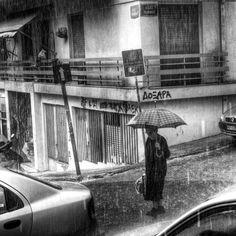 Heavy rain by `StamatisGR on deviantART
