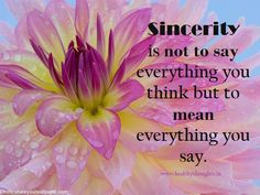 Insincerity Quotes Images and Pictures