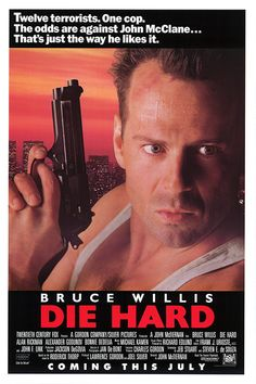 The first Die Hard was the best. Period!