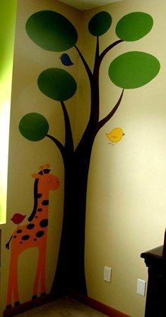 For the kinder room!