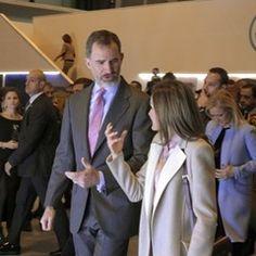 Spanish Royals inaugurate 2017 FITUR Fair