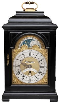 Thomas Hunter | Bracket Antique Clock