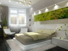 Awesome Modern Master Bedroom Interior Design   Interior Design   The Master Bedroom  Is Usually A Coupleu0027s Room Which Has A Larger Area Than The Other Rooms In  The ...