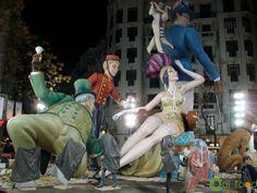 #fallas #spain #festival Local Festivals, Spain, Traditional, Painting, Art, Art Background, Sevilla Spain, Painting Art, Kunst