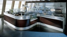 Italian Bar Furniture Design - Model LINEAR