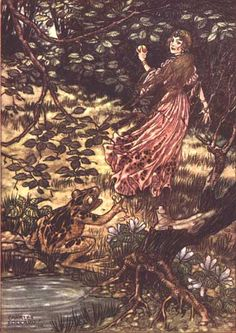 The Frog Prince - Grimm's Fairy Tales by Grimm, Jacob and Wilhelm, 1911