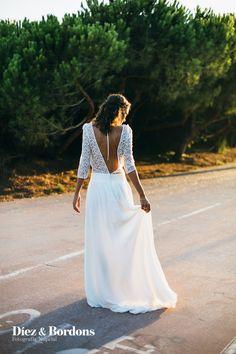 vestido Laure de Sagazan