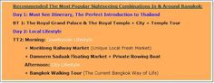 Private Bangkok Tour - Guide - Thai Tour Guide