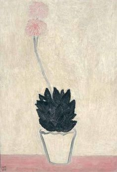 Stunning pale textured paintings from Sanyu (1901-1966). Paintings that have a haze of soft brush strokes that make you want to dive in. Sanyu was one of the first Chinese artists to train in Paris after the May the Fourth Movement in China. He never returned to China, falling in love with Paris and its lifestyle. He died aged 65 in obscurity and poverty.