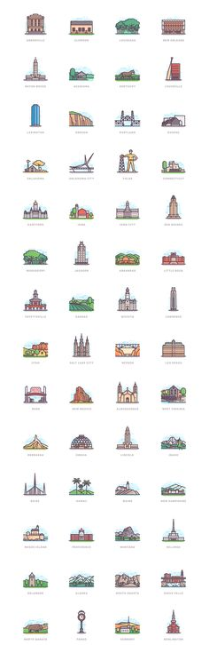 332 Landmarks on Behance Instagram Logo, Instagram Story, Country Flags Icons, Logo Ig, City Drawing, City Icon, Flag Icon, Ligne Claire, Insta Icon