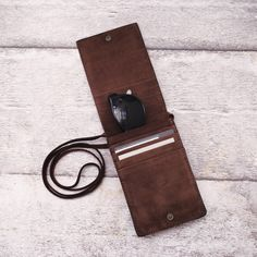 Phone/Cards Neck Wallet, vintage aged!! 👌 www.kjoreproject.com/wallets #kjøre #kjoreproject #vintage #wallet #photo #canon #phone #apple #iphone #instagram #friends #igers #handmade #accessories #vibram #shoes #backpacks #denim #canvas #wool #premium #newzealand #natural #evolution #leather #love #minimal #design @kjoreproject