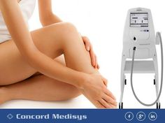 Concord Medisys is a leading hair reduction machine supplier company in India that offers a wide range of diode laser hair reduction device in India and neighboring countries like Sri Lanka, Nepal, Bhutan and Bangladesh. These hair reduction machines are designed by General Project, and available on Concord Medisys Pvt. Ltd.