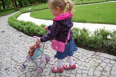 little pink handmade purse for girls felt purse by EtoiColors, $17.00
