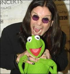 King of Darkness Ozzy Osbourne!