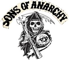 Bed Wetting Photo Logo Sons Of Anarchy Logos Image Black