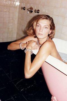 Daria Werbowy for Celine