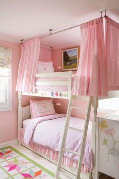 Olha vovó celia para fazer no quarto da Ana sara e da Sofia que lindo.