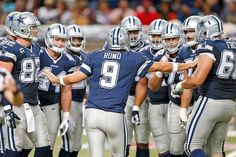 Romo leading the team to comeback history #DallasCowboys #DALvsSTL