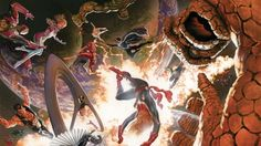 See 55 of Marvel's May 2015 Comics Covers, Including All Secret Wars Series