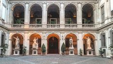 Museo Nazionale Romano, Palazzo Altemps - Google Maps View Map, Driving Directions, Mansions, House Styles, Building, Castles, Travel, Google, Museum