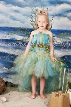 mermaid costume!
