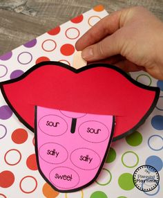 5 Senses - Planning Playtime