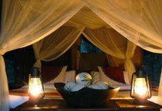 Bella Solviva - Michigan's Comfy Glamping & Camping Eco-Resort - Accommodations