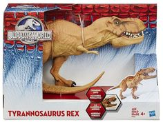 Jurassic World Figures