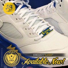 Laney 5 perfect colorway match lace accessories! With everyone wearing the  same shoe be sure f2c66f032