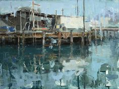 new york art galleries representing jacob dhein York Art Gallery, New York Art, Impressionist Art, Fishing Villages, Figure Painting, Contemporary Paintings, Art Images, San Francisco, Landscape