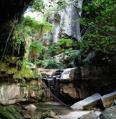 Carnarvon Gorge Australia