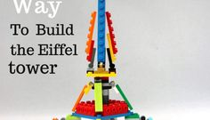 World Lego Challenge is a website full of lego Ideas and Instructions to Boost your childs intelligence and creativity Lego Challenge, Lego Ideas, Creativity, Guy, Tower, Challenges, Website, Space, School