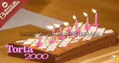 Torta 2000 | la ricetta di Benedetta Parodi