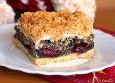 Ciasto pleśniak ze śliwkami Cookie Desserts, Dessert Recipes, Cake Cookies, Biscotti, Caramel, Sweet Tooth, Sandwiches, Deserts, Food And Drink