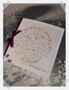 Erhältlich in 19 verschiedenen Farben Infos und Kontakt unter www.creative-for-you.at Creative, Gift Wrapping, Gifts, Heart Tree, Host Gifts, Card Wedding, Little Gifts, Handmade, Birthday